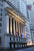 NEW YORK, NEW YORK - OCTOBER 13: The New York Stock Exchange is the largest stock exchange in the wo