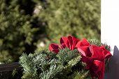 Holiday Wreath Decoration