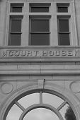 Courthouse Facade