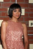 LOS ANGELES - SEP 10:  Tamara Taylor arrives at the FOX Eco-Casino Party 2012 at Bookbindery on Sept