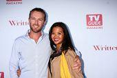LOS ANGELES - JUN 2:  Devon Gummersall arrives at the WGA's 101 Best Written Series Announcement at