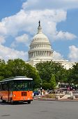 WASHINGTON, DC - AUGUST 03: United States Capitol Building on August 03, 2012 in Washington DC,Unite