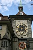 The Zytglogge, Watch Tower In Bern