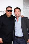 LOS ANGELES - JUN 8:  Greg Grunberg, Chris Harrison at the 2nd Annual T.H.E EVENT at the Calabasas T
