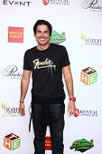 LOS ANGELES - JUN 8:  Eddie Matos at the 2nd Annual T.H.E EVENT at the Calabasas Tennis and Swim Cen