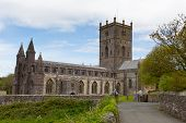 St Davids Cathedral Wales