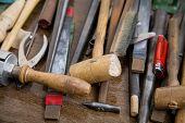 Goldsmith tools poster