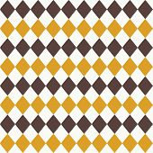 stock photo of harlequin  - Argyle Background - JPG