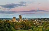 Durham Cathedral Before Sunset