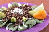 Oaxacan Grasshopper Salad