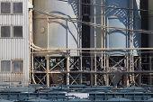 Industrie In Parijs, Ile-de-France, Frankrijk