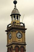 Clock Tower In Newcastle