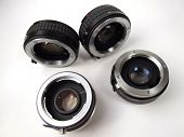 Photographic Equipment Lenses
