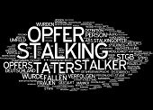 Word Cloud - Stalker