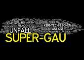 Word Cloud - Super-GAU