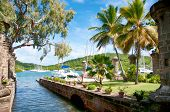 stock photo of caribbean  - Nelson - JPG