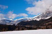 Swiss Alps, Trin Mulin