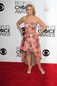 LOS ANGELES - JAN 8:  Melissa Joan Hart at the People's Choice Awards 2014 Arrivals at Nokia Theater