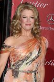 PALM SPRINGS - JAN 4:  Mary Hart at the Palm Springs Film Festival Gala at Palm Springs Convention C