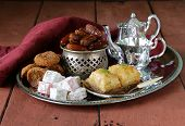 picture of baklava  - Assorted eastern sweets  - JPG