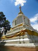Pagoda of wat changkam temple