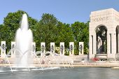 Washington D.C. World War II Memorial