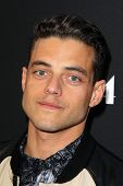 LOS ANGELES - JUN 12:  Rami Malek at the