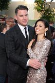 LOS ANGELES - JUN 10:  Channing Tatum, Jenna Dewan-Tatum at the