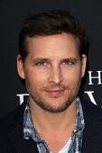 LOS ANGELES - JUN 12:  Peter Facinelli at the
