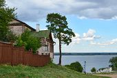 Svijazhsk, House By The River