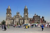 Zocalo, Mexico City, Mexico