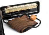 Retro Blutdruckmessgerät