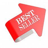 Best Seller Twist Label