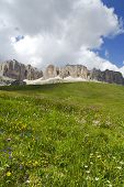 Passo Pordoi, Dolomites