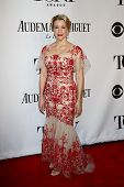 NEW YORK-JUNE 8: Actress Linda Emond attends American Theatre Wing's 68th Annual Tony Awards at Radi