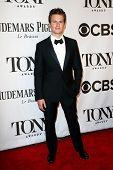 NEW YORK-JUNE 8: Actor Jonathan Groff attends American Theatre Wing's 68th Annual Tony Awards at Rad