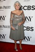 NEW YORK-JUNE 8: Actress Tyne Daly attends American Theatre Wing's 68th Annual Tony Awards at Radio