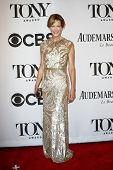 NEW YORK-JUNE 8: Actress Anna Gunn attends American Theatre Wing's 68th Annual Tony Awards at Radio