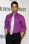 NEW YORK-JUNE 8: Actor Wilson Jermaine Heredia attends American Theatre Wing's 68th Annual Tony Awar