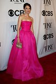 NEW YORK-JUNE 8: Actress Sutton Foster attends American Theatre Wing's 68th Annual Tony Awards at Ra