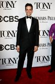 NEW YORK-JUNE 8: Actor Nick Cordero attends American Theatre Wing's 68th Annual Tony Awards at Radio