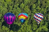 Flying The Gorge At Letchworth State Park