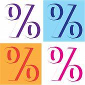 Percent interest