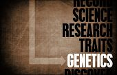 Genetics Core Principles as a Concept Abstract