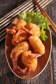 fried shrimp
