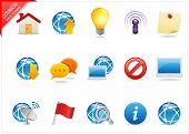 Universal Web icons 4