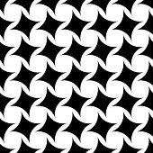 Seamless Rhombus Pattern