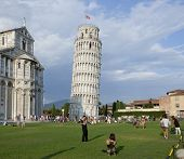 PISA, ITALY ON AUGUST 28
