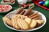 Christmas Candy And Cookies