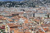 Old Town Of Nice In France